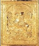 Religious icons: Holy Great Martyr Demetrius of Soloun no.79