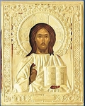 Religious icons: Christ the Pantocrator no.23a