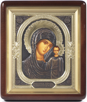 Religious icons: Most Holy Theotokos of Kazan - 9
