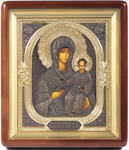 Religious icons: Most Holy Theotokos of cmolensk - 3