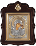 Religious icons: Most Holy Theotokos of Kazan - 13