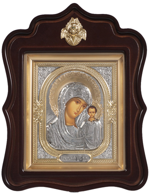 Religious icons: Most Holy Theotokos of Kazan - 10