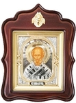 Religious icons: St. Nicholas the Wonderworker - 24