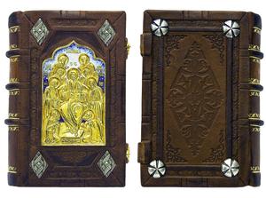 Prayer-book in custom-made jewelry cover no.6