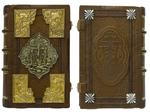 Private service Gospel book in custom-made jewelry cover no.31
