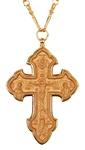Pectoral chest cross no.700