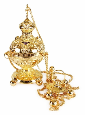Bishop jewelry censer