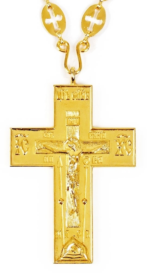Pectoral cross no.90