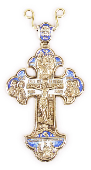 Pectoral chest cross no. 0-326