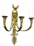 Church wall lamp - 418-3 (3 lights)