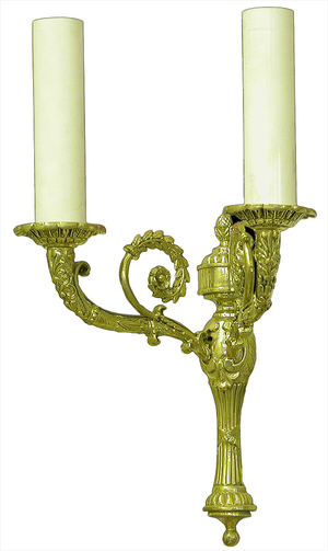 Church wall lamp - 420-2 (2 lights)