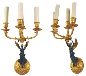 Church wall lamp - 421 Nika (4 lights)