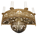 Сhurch wall lamp - 431 (half of PAK-104) (4 lights)