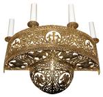 Church wall lamp - 431 (half of PAK-104) (4 lights)