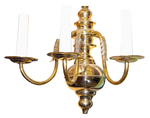 Church wall lamp - 433 (3 lights)