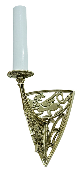 Church wall lamp - 437 (1 light)