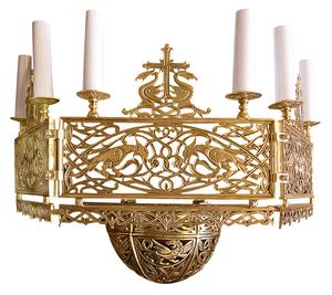 Church wall lamp - 438 (6 lights)