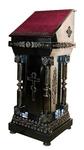 Church lectern - 76