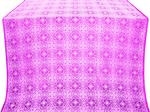 Shouya silk (rayon brocade) (violet/silver)