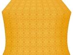 Nicea silk (rayon brocade) (yellow/gold)