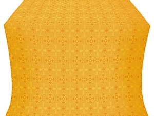 Nicea silk (rayon brocade) (yellow/gold)
