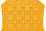 Iveron silk (rayon brocade) (yellow/gold)