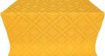 Simeonov silk (rayon brocade) (yellow/gold)