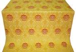 Pavlov Rose metallic brocade (yellow/gold)