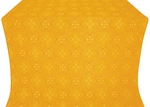 Vilno silk (rayon brocade) (yellow/gold)