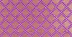 Sayany silk (rayon brocade) (violet/gold)