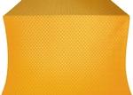 Elets silk (rayon brocade) (yellow/gold)