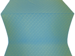 Omsk silk (rayon brocade) (blue/gold)