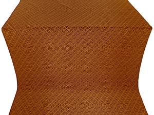 Omsk silk (rayon brocade) (claret/gold)