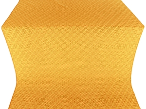 Omsk silk (rayon brocade) (yellow/gold)