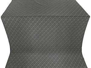 Omsk silk (rayon brocade) (black/silver)