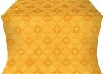 Kingdom silk (rayon brocade) (yellow/gold)