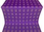 Abakan metallic brocade (violet/gold)