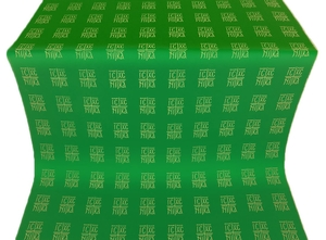 Abakan silk (rayon brocade) (green/gold)