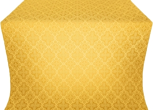 Kazan' metallic brocade (yellow/gold)