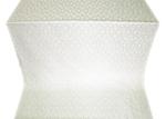 Arkhangelsk silk (rayon brocade) (white/silver)