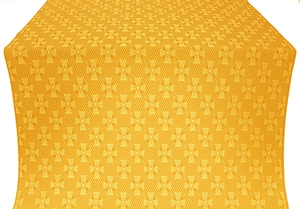 Petrograd metallic brocade (yellow/gold)