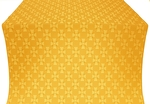 Petrograd silk (rayon brocade) (yellow/gold)