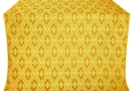 Seraphim silk (rayon brocade) (yellow/gold)