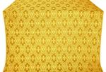 Seraphim silk (rayon brocade) (yellow/gold)