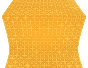 Lyubava metallic brocade (yellow/gold)