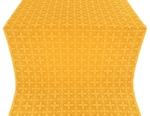 Lyubava silk (rayon brocade) (yellow/gold)