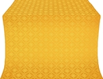 Lavra silk (rayon brocade) (yellow/gold)