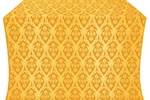 Korona metallic brocade (yellow/gold)