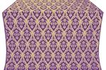 Korona metallic brocade (violet/gold)