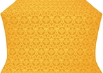 Czar's Cross metallic brocade (yellow/gold)
